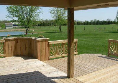 Exterior Summer Terrace