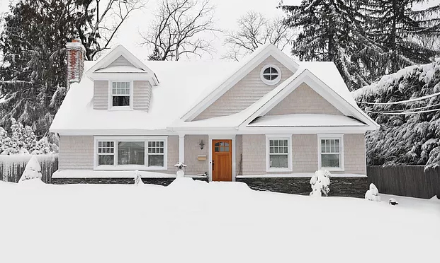 How snow and ice can impact your roof