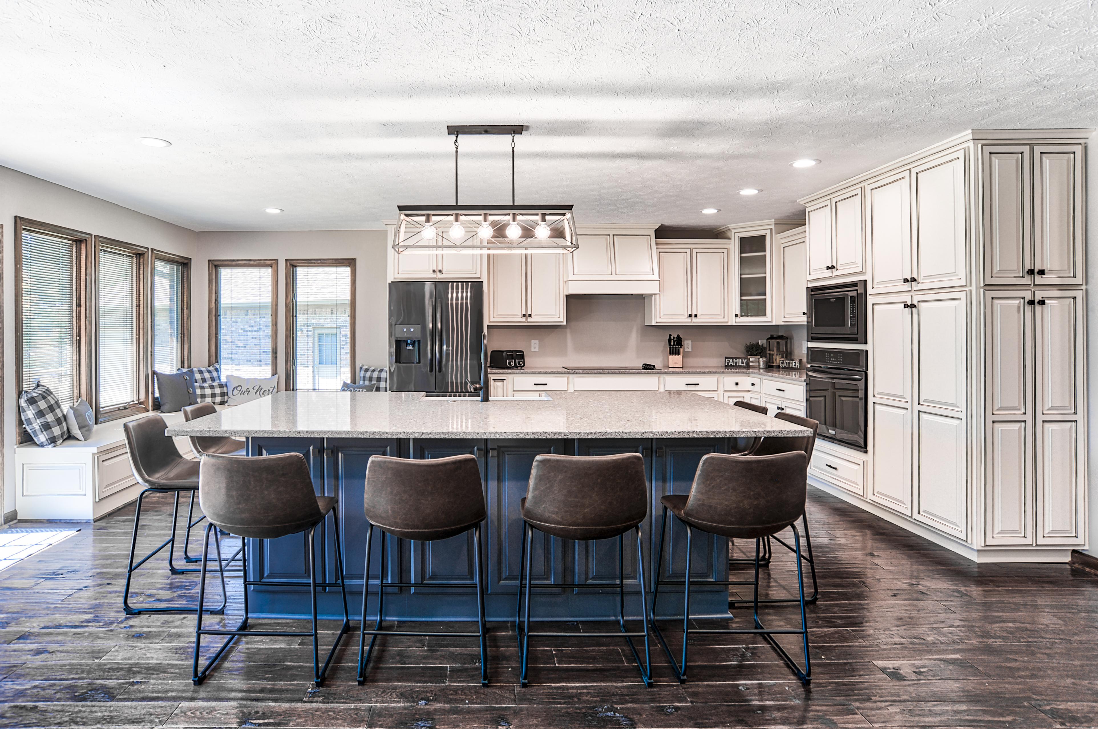 Modern Kitchen Remodel   jdsbuilds.com   Josh Smalling